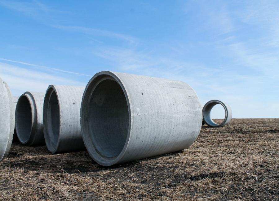 Minnesota Reinforced Concrete Pipe - Hancock Concrete