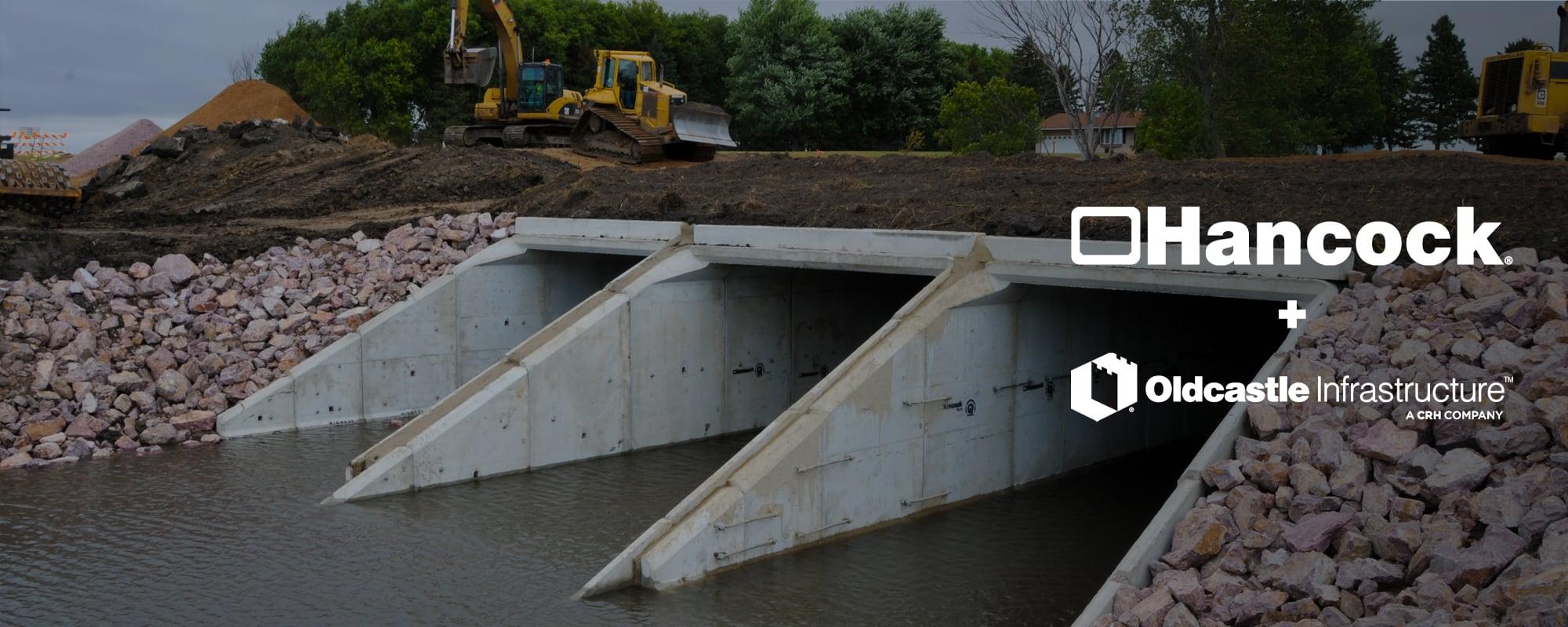Hancock + Oldcastle Infrastructure
